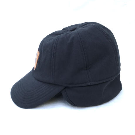 Carhartt / Ear Flap Cap / Black / Used