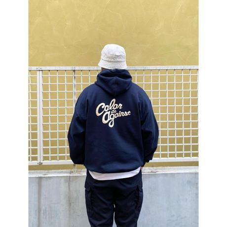 Color at Against Originals / C & C Hoodie / Navy