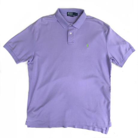Polo Ralph Lauren / S/S  Polo Shirt / Purple / Used