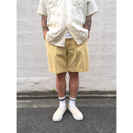 Polo Ralph Lauren / Cotton Short  / Yellow / Used