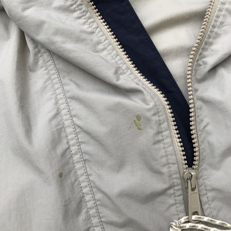 90's Columbia / Nylon Anorak / Natural L / Used