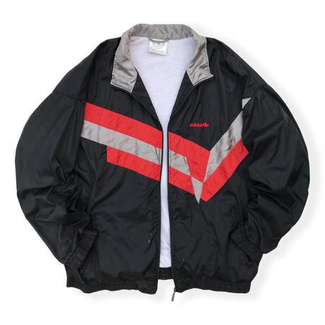 90's adidas / Crazy Pattern Sport Jacket / XL / Vintage