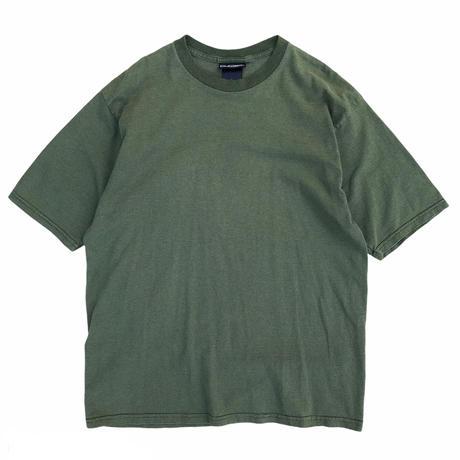 Puritan / Cotton Border Tee / Green / Used