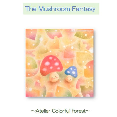 "Text course ""The Mushroom fantasy"" (PDF version)"