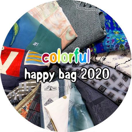 colorful happy bag 2020