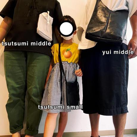 [ com SELECTED ] 【menou】B-2103 / tsutsumi middle