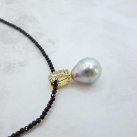南洋真珠のペンダントトップ