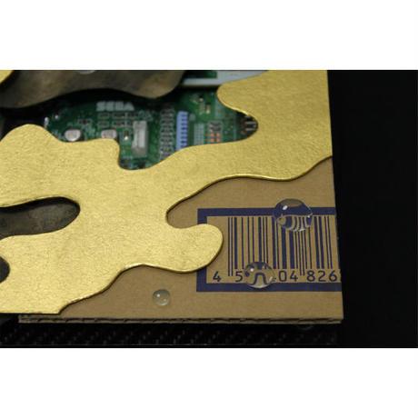 阿部瑞樹「層」 0号 180×140×45mm(H×W×D)