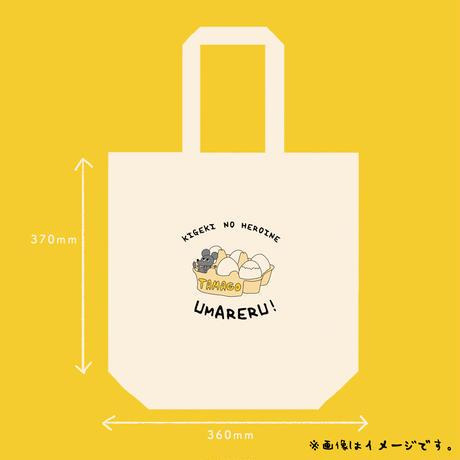 喜劇のヒロインちとふな公演『生まれる!』映像配信チケット+トートバッグ(ちとふな公演ver.)