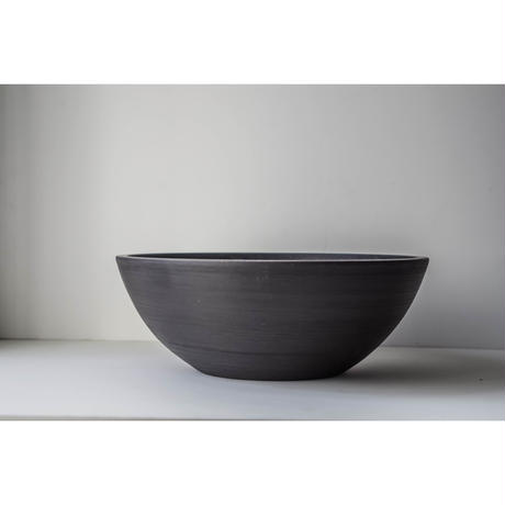 Black Pot 25cm(shallow)