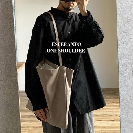 【ご予約承り中】ESPERANTO ONE SHOULDER エスペラント 牛革 ワンショルダーバッグ