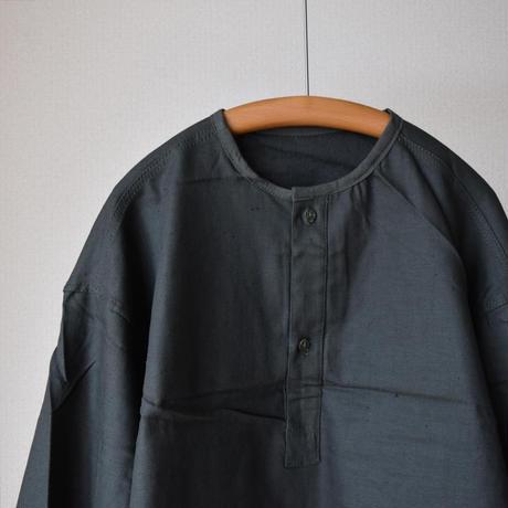 【1点のみ入手!】 MILITARY DEAD STOCK  ロシア軍スリーピングシャツ オリーブグレー【何とオリジナルカラー!】