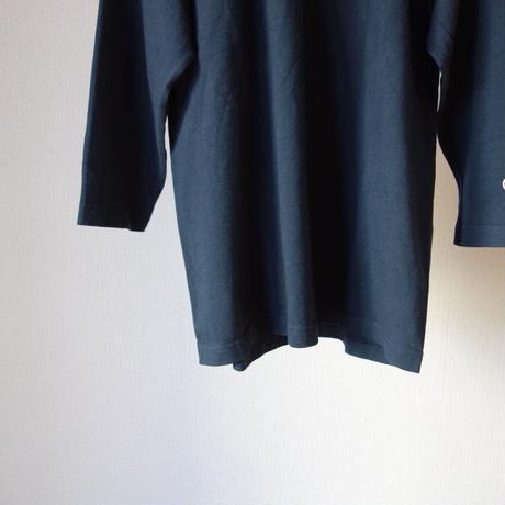 【完売御礼】Champion チャンピオン T1011 RAGLAN 3/4 SLEEVE TEE ラグラン 七分袖Tシャツ NVY ネイビー MADE IN USA  アメリカ製