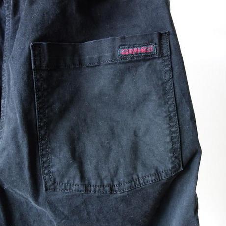 【RECOMMEND】GRAMICCI グラミチ 0820-NOJ CROPPED PANTS クロップドパンツ BLK ブラック