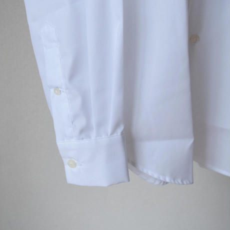 【ふんわりでステッチレスでなシャツ!】EEL Products COMMON SHIRT レギュラーカラー/バンドカラー