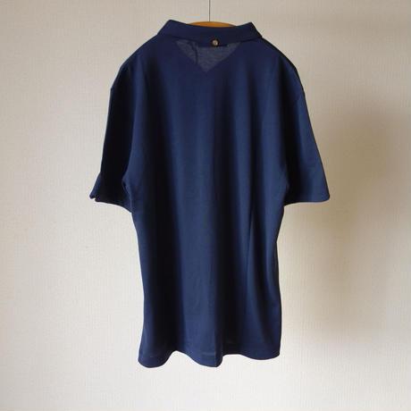 【2016夏の新作】Re made in tokyo japan  アールイーメイドイントーキョージャパン DRESS KNIT BD SHIRT ドレスニットBDシャツ NVY