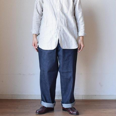 【今季はフルカラーでご用意しました!】A VONTADE TYPE45 CHINO TROUSERS -WIDE FIT- ア ボンタージ   ワイドチノトラウザー  インディゴ