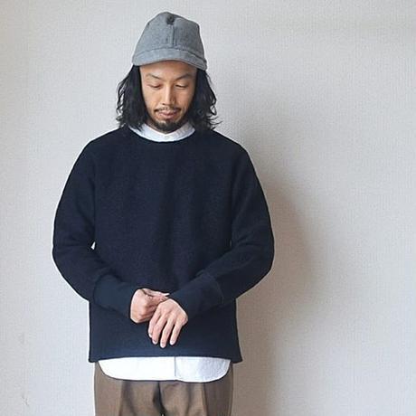 【デコーの新作キャップ】DECHO  PUTON CAP デコー プットオンキャップ グレー/ブラック