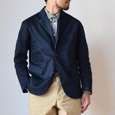 【不動の定番ジャケット】WORKERS  ワーカーズ ラウンジジャケット ネイビーチノ