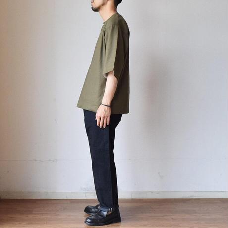 EEL Products イール プロダクツ 砂浜デニム  インディゴ/ブラック/生成り