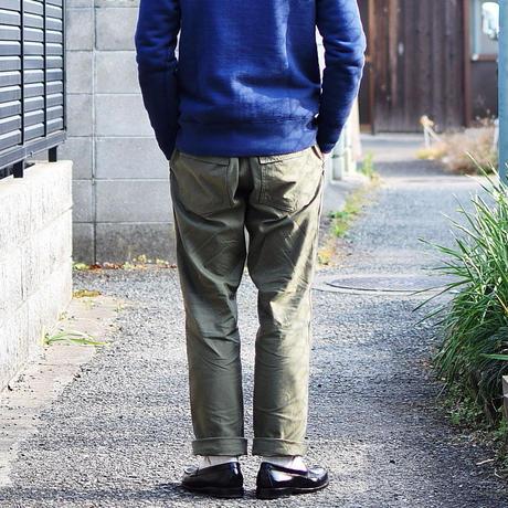 【RECOMMEND】F.O.B エフオービーファクトリー F0431 BAKER PANTS ベイカーパンツ OLV オリーブ