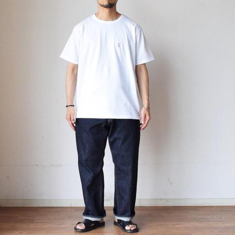 """EEL Products  """"1234 2234"""" Tee イール プロダクツ  USファブリック 丸胴Tシャツ"""