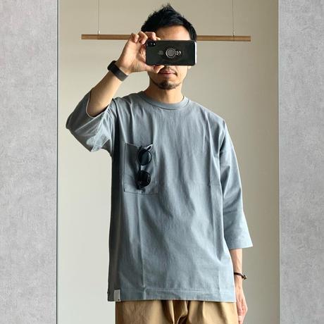 BETTER  3/4 SLEEVE TEE ベター クルーネック 3/4袖Tシャツ