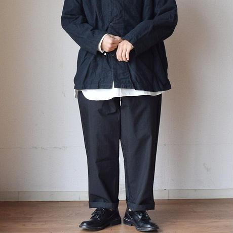 【3月中旬~入荷予定!】AUDIENCE オーディエンス イージーワイドベイカーパンツ ブラック/オリーブ/ネイビー/アーミーグリーン【ご予約承り中】