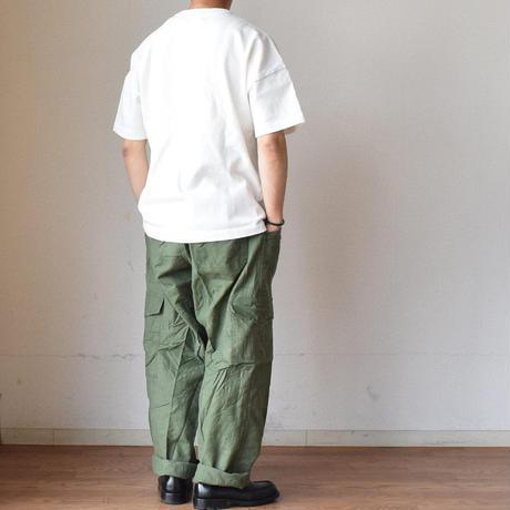 "SOGLIA  GT-Ⅱ""ON-FLEEK""TEE ソリア ""ゴツゴツ""14オンス 超ヘビーウェイト T"