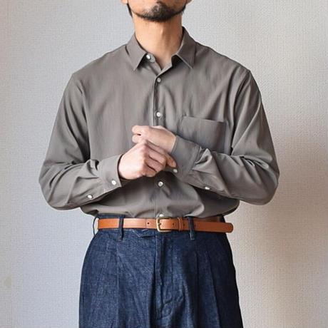 """【カジュアルにもフォーマルにも】EEL Products """"SCHUBELT""""イール プロダクツ レザーベルト ブラック/ブラウン"""