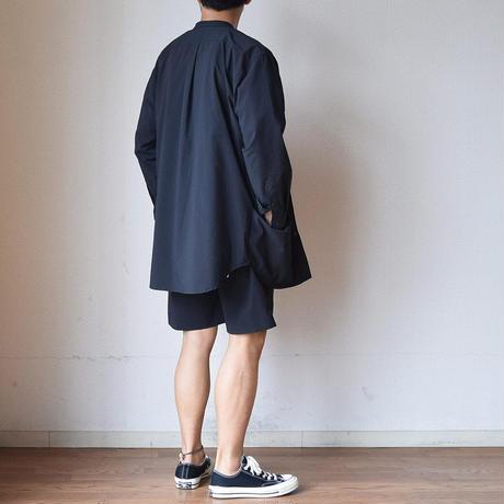 【ガーデニングシャツ&Aラインショーツ!】AUDIENCE オーディエンス  ツールポケットシャツ&ツータック イージーショーツ ブラック/ネイビー/オリーブ