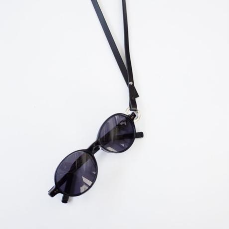 【夏コーデのワンポイントに!】STILL BY HAND スティルバイハンド  グラスコード ブラック/ヌメ