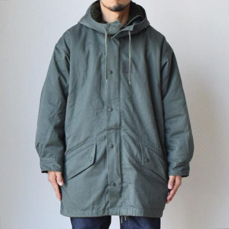 """MILITARY DEADSTOCK  FRENCH ARMY """"F-1"""" PARKA フランス軍 F-1パーカー"""