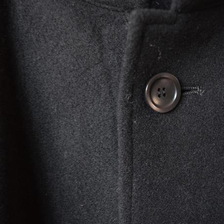 【ラモンド流、新感覚ジャケット!】LA MOND  STAND SHAWL COVERALL ラモンド ウール スタンドネック カバーオールジャケット