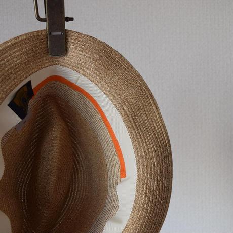 【2017春夏新作】SUBLIME  HOLD BRADE HAT SHORT ホールドブレイドハット ショート ナチュラル