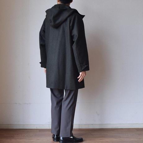 【定番ウールコート揃い踏み!】EEL Products  イール プロダクツ オリオンコート ネイビー/オリーブ