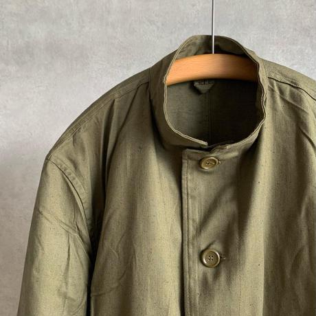 MILITARY DEADSTOCK  チェコ軍 スタンドカラー ワークジャケット
