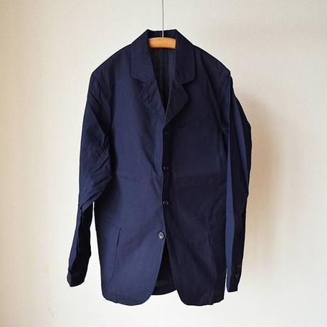 【真夏対応のシャンブレー素材】WORKERS  Lt Creole Jacket ワーカーズ  スポーツコート インディゴ