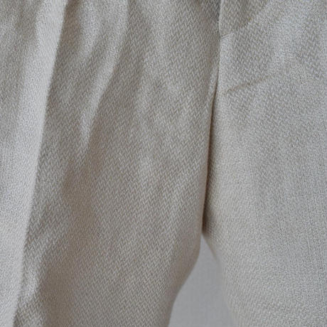 【スタイリングに革命を!】EEL Products イール プロダクツ 少年パンツ リネン ベージュ