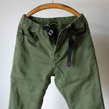 【RECOMMEND】GRAMICCI グラミチ 0820-NOJ CROPPED PANTS クロップドパンツ OLV オリーブ