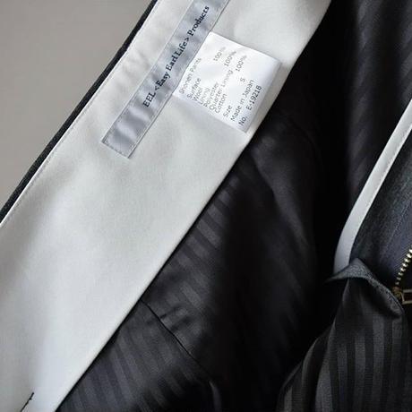 【EEL最上位スラックス!】EEL Products イール プロダクツ 少年パンツ グレー/ベージュ