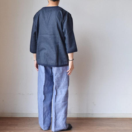 MILITARY DEADSTOCK FRENCH ARMY 50's SAILOR PANTS フランス軍セーラーパンツ