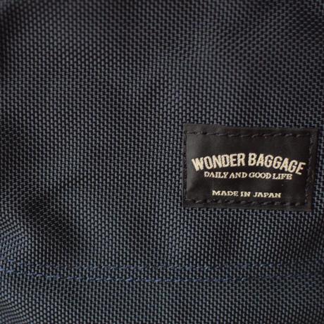 【2017春夏新作】WONDER BAGGAGE GOODMANS DAYPACK NVY ワンダーバゲージ グッドマンズ・デイパック ネイビー