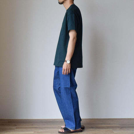A VONTADE 9oz SILKET ATHLETIC T-SHIRTS  ア ボンタージ シルケット ポケットTシャツ