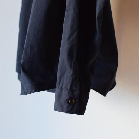 【2016秋冬新作】nisica  TURTLE NECK SHIRT NVY ニシカ タートルネックシャツ ネイビー