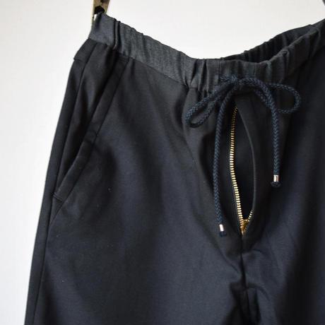 【本格仕様のカジュアルスーツ!】A VONTADE LOUNGE JACKET&EASY SLACKS ラウンジジャケット&イージースラックス ブラック