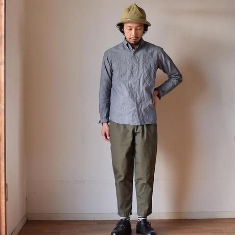 【完売御礼】nisica B.D SHIRT DUNGAREE ニシカ ボタンダウンシャツ ダンガリー