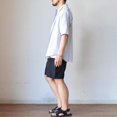 "EEL Products  ""MERCI SHIRT"" イール プロダクツ   メルシーシャツ ホワイト"