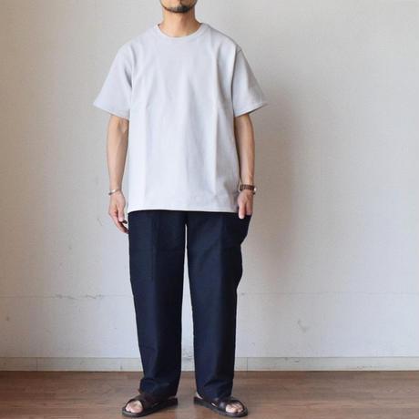Manualalphabet  KANOKO TEE マニュアルアルファベット 鹿の子 オーバーサイズTシャツ