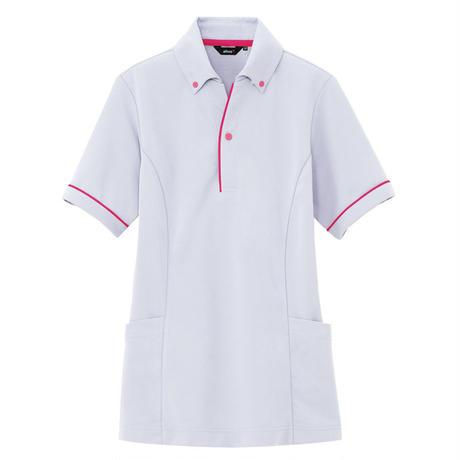 サイドポケット半袖ポロシャツ(男女兼用) 7668-003